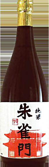 奈良豊澤酒造株式会社 豊祝 純米酒 朱雀門