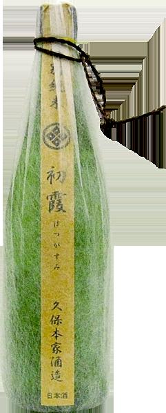株式会社久保本家酒造 特別純米酒 初霞 初霞 特別純米