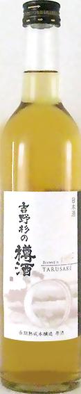 長龍酒造株式会社 長龍 吉野杉の樽酒  古酒