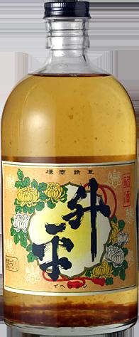 八木酒造株式会社 菩提もと純米酒 古酒
