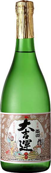 西田酒造株式会社 普通酒 両白 両白 大吉運