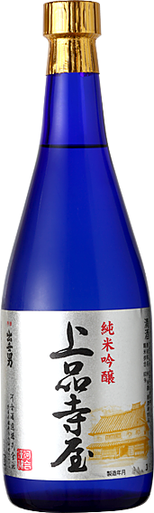 河合酒造株式会社 出世男 純米吟醸 上品寺屋