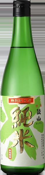 西内酒造 特別純米酒 談山 談山 特別純米