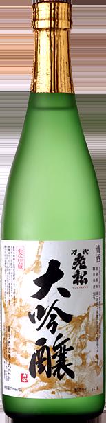 藤村酒造株式会社 万代老松 純米大吟醸