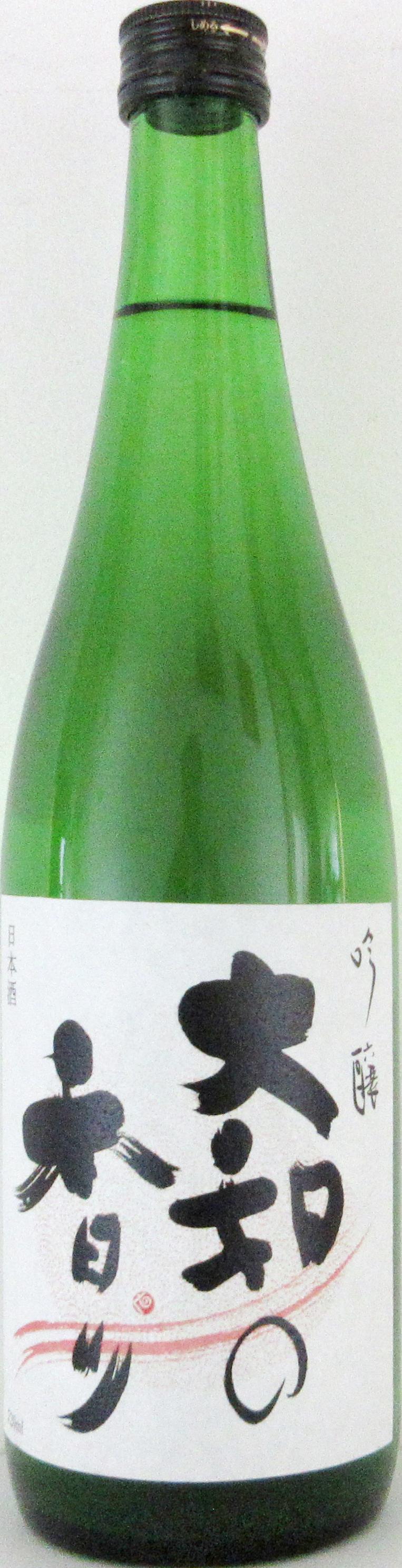 喜多酒造株式会社 吟醸酒 御代菊 御代菊 吟醸酒 大和の香り